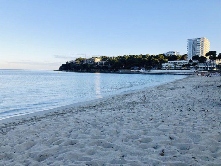 Изображение Пляж в Магалуф Майорка