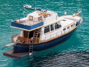 Яхта MYABCA 45TR