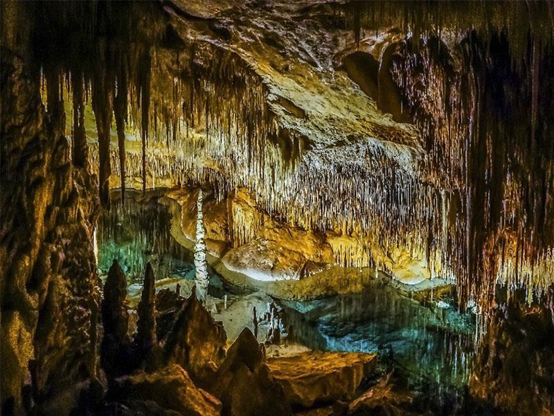 Экскурсия Пещеры Дракона