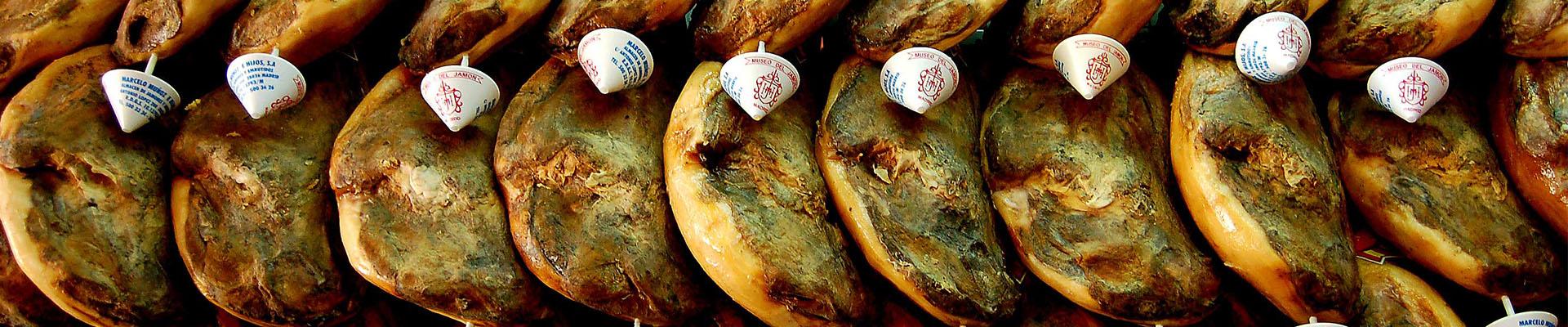 Хамон испанский деликатес
