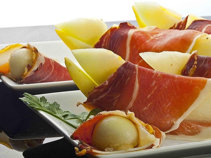 Фото с чем едят хамон, деликатесы Майорки