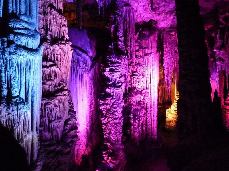 Фото экскурсия в Пещеры Арта, лучшаие экскурсии по Майорке