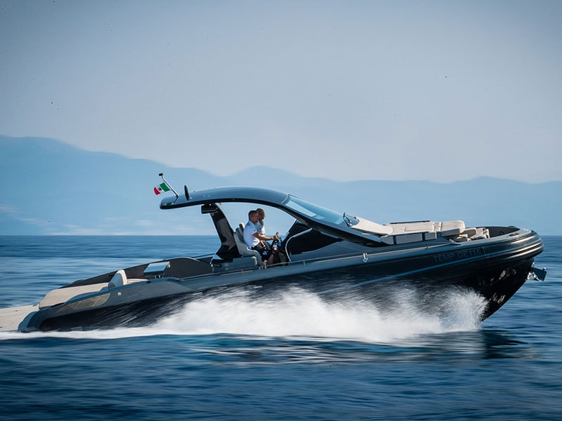 One day boat rental SINNER AS I AM in Mallorca