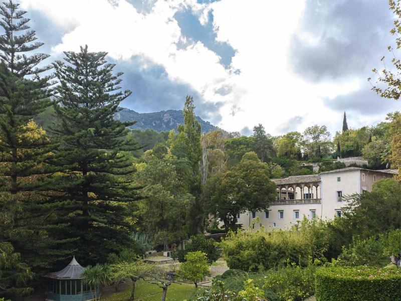 Экскурсия Вальдемосса — Ла Гранха
