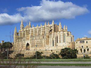 Фото Кафедральный собор Ла Сеу в экскурсии по столице Пальма де Майорка