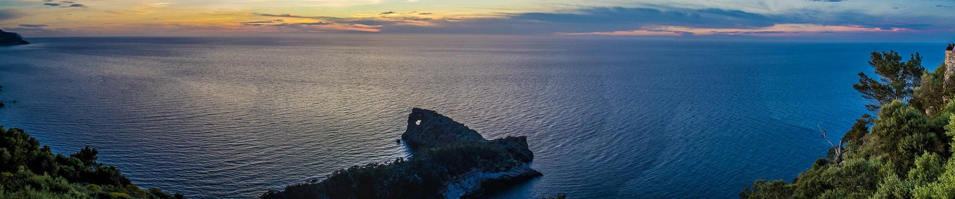 Фото смотровая площадка острова Майорка, что посмотреть на Майорке