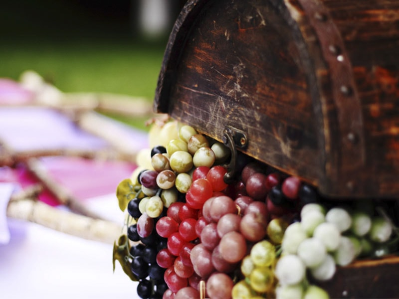 Фото виноград для вина Майорки и Испании
