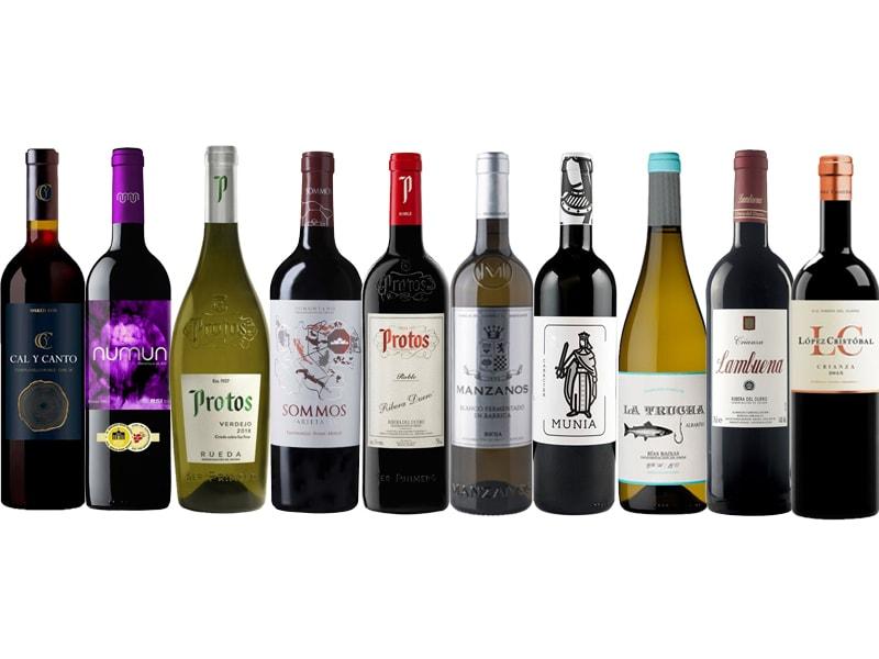 Фото вина Испании и Майорки среди лучших вин мира