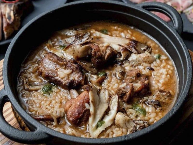 Фото Кухня Майорки Аррос Брют, что попробывать на острове