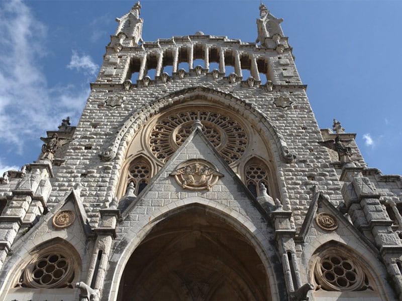 Фото Церковь Святого Бартоломэу на Майорке